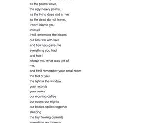 Bukowski, sad, and love image
