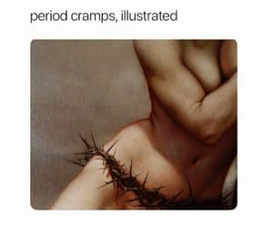 cramps, meme, and funny image
