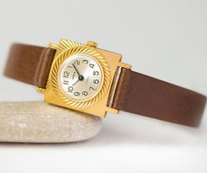 70s, arabic numerals, and girlfriend watch image