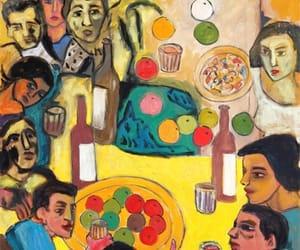 contemporary art, paintings, and stass paraskos image