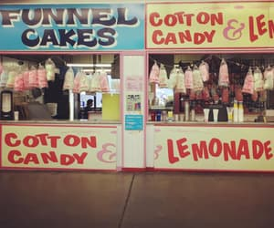 booth, carnival, and snacks image
