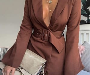 fashion, blazer, and clothes image