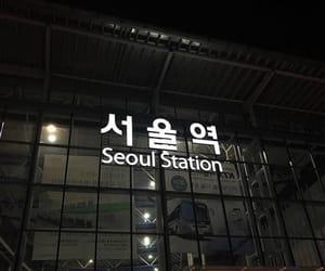 seoul, aesthetic, and korea image