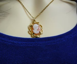 etsy, fashion jewelry, and pendant necklace image