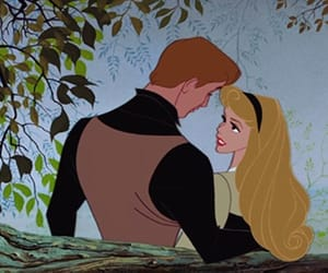 disney, sleeping beauty, and love image