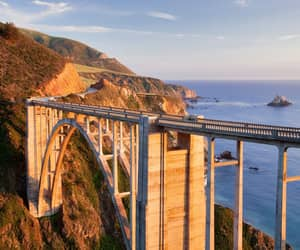 alexander skarsgard, big sur, and bridge image