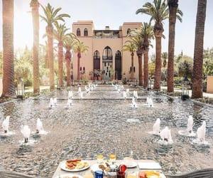 food, breakfast, and enjoy image
