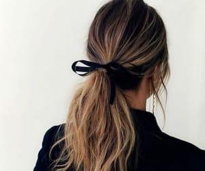 hair // ponytail