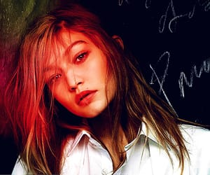 beautiful, gigihadid, and lové image