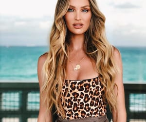 candice swanepoel, model, and tropic of c image