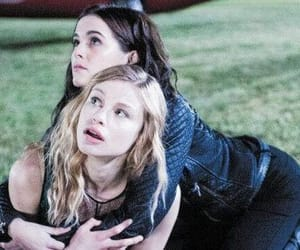 vampire academy, rose hathaway, and lissa dragomir image