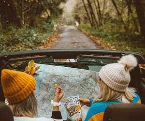 girl, goals, and travel image