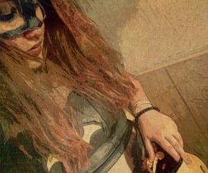 batgirl, DC, and florfernandez image