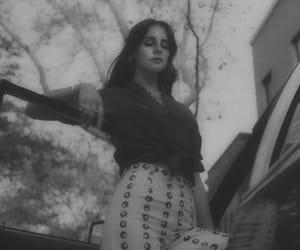 lana del rey, lana, and black and white image