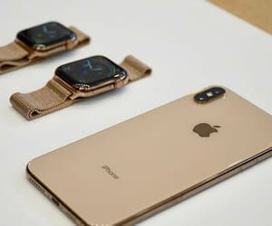 android, apple, and iphone image