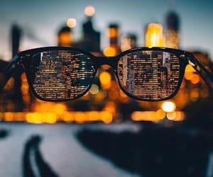 city, ciudad, and gafas image