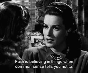 1940s, black and white, and movie quotes image