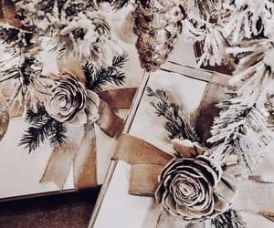 christmas, holiday, and present image