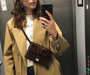 alexa chung, clothing, and fashion image