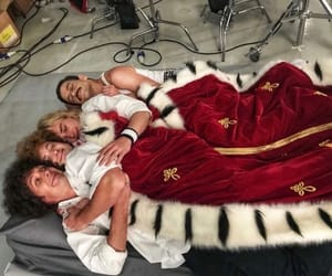 bohemian rhapsody, rami malek, and joe mazzello image