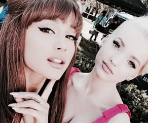 couple, friends, and ariana grande rp image