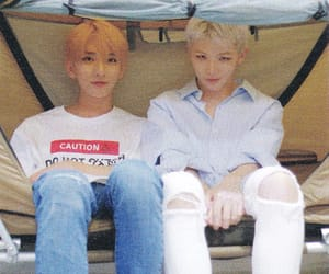 Seventeen, joshua, and jihoon image
