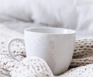 coffee, white, and cozy image