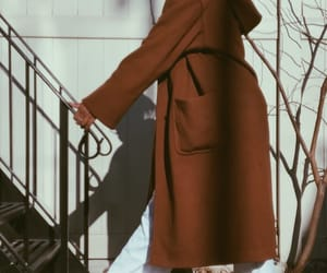 beauty, fall, and outfit image
