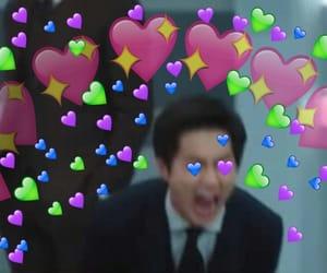 hearts, jongdae, and kpop image