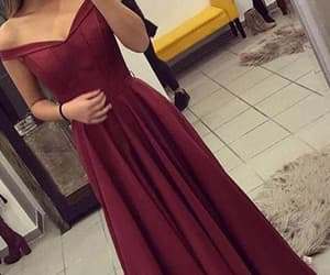 cute prom dress, prom dress long, and prom dress sexy image