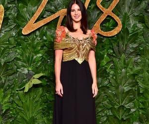 Lana at 'British Fashion Award', London, UK (Dec. 10, 2018)