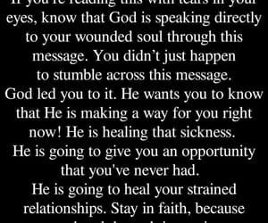 god, good, and life image