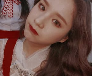 christmas theme, heejin theme, and heejin image