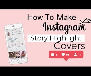 blogger, highlight covers, and followers image
