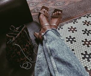 denim, fashion, and shoes image