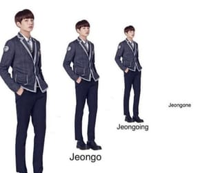 funny, bts, and jeon jungkook image