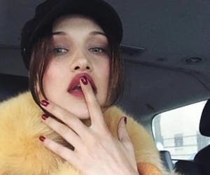 bella hadid, model, and bella image