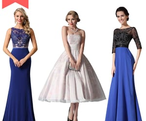 Hot, party dress, and evening wear image