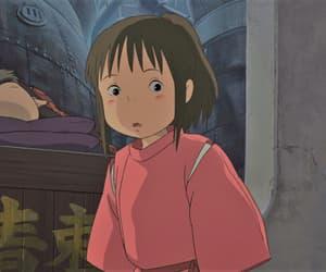 anime, spirited away, and ghibli image