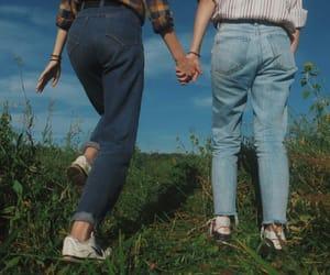 vintage, summer, and girls image