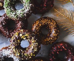 Chocolate Reishi Mushroom Holiday Donuts | Seasons Healings