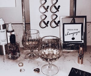 aesthetic, cosmetics, and drinks image