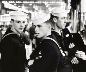 military, navy, and sailor image
