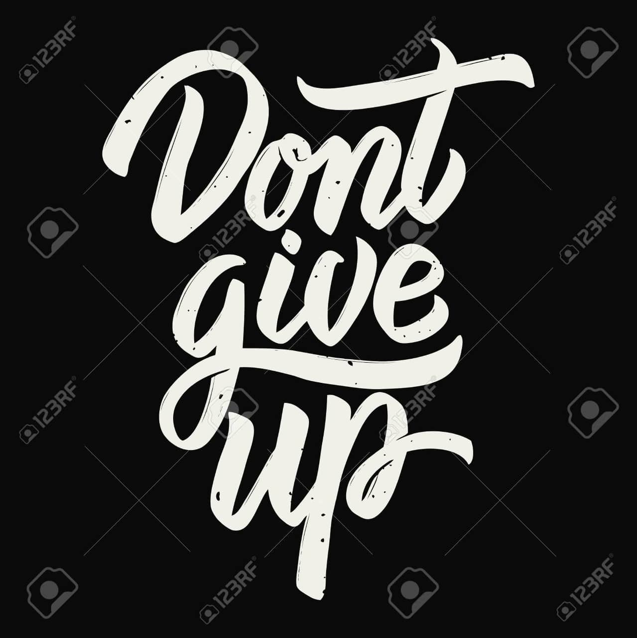 article, poem, and dont give up image