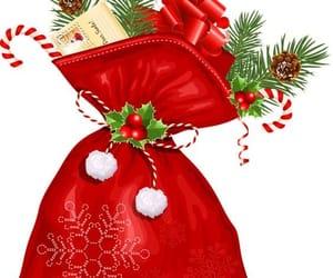christmas, santa claus, and christmas decoration image