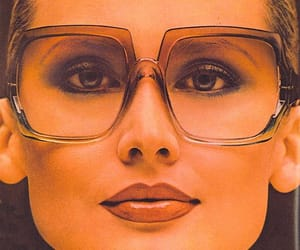 glasses, old, and 1970s image