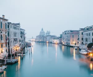 city, venice, and italy image
