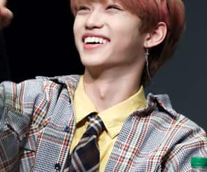 orange hair, i am you era, and fansign image