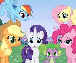 gif, my little pony, and MLP image