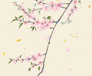 sakura, wallpaper, and forandroid image